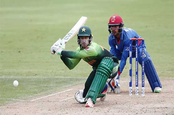 U19 WC: Pakistan, Afghanistan to lock horns for third spot