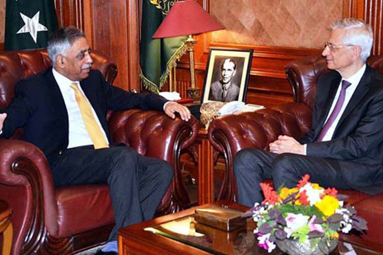 Sindh governor for revised travel advisory regarding Pakistan