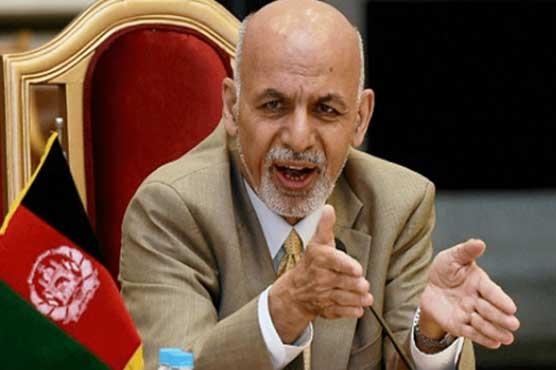 Ghani says Pakistan, Afghanistan reach 'unique deal' on peace