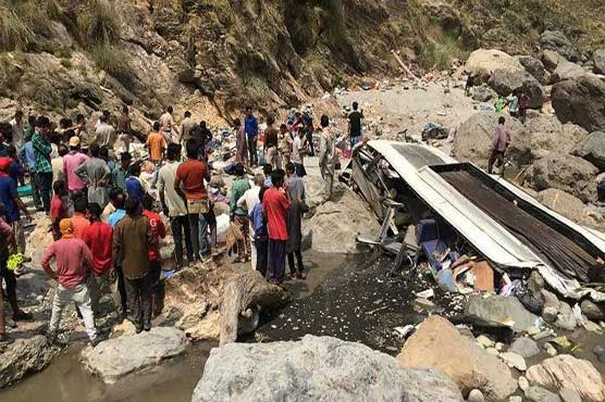 44 dead in bus crash in northern India: police