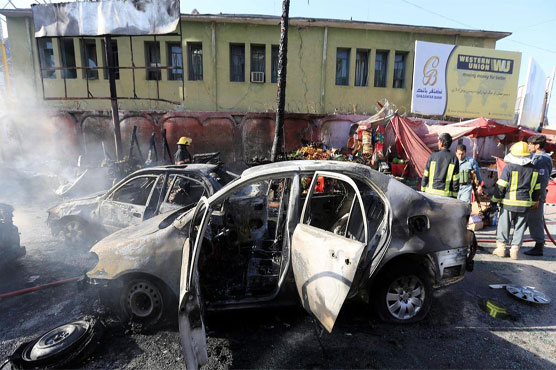 Sikh election candidate among 19 dead in Afghan suicide attack