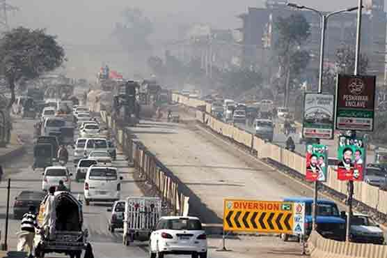 NAB to probe alleged corruption, delay in Peshawar Metro Bus project
