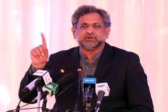 NAB's proceedings making elections controversial, alleges Shahid Abbasi