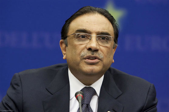 No party can form govt without PPP support claims Zardari