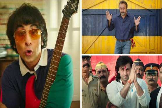 Sanju' Review: An Excellent Entertainer but A Biased Biopic