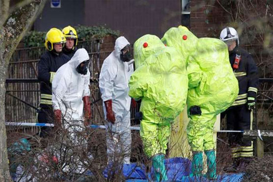 British police probe new Novichok nerve agent case
