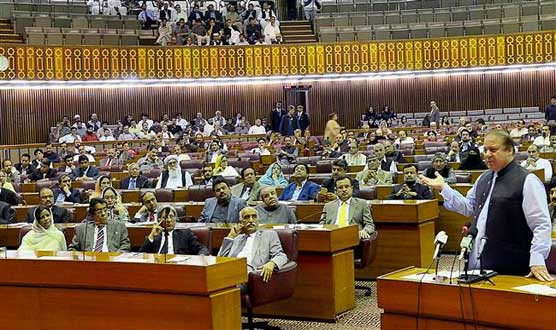FAFEN report: Relations with neighbors and US worsened in PML-N government