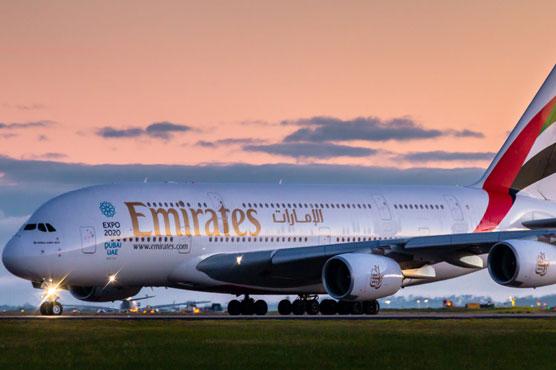 Emirates' double-decker plane to fly to Pakistan