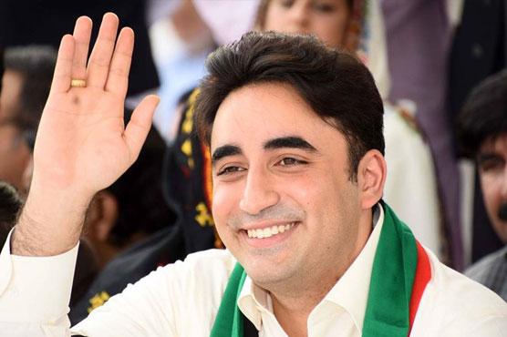 Efforts underway to make PTI a 'king party', accuses Bilawal Bhutto