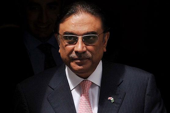 PML-N to take political advantage from Avenfield verdict: Zardari