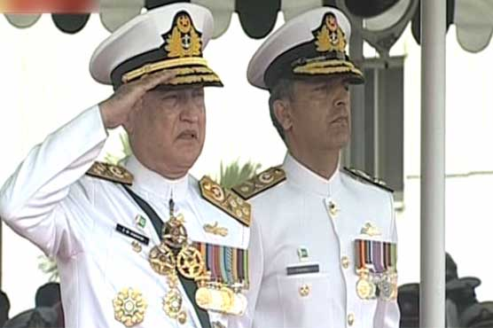 Pakistan wants peace, stability in region: Naval Chief Admiral Abbasi