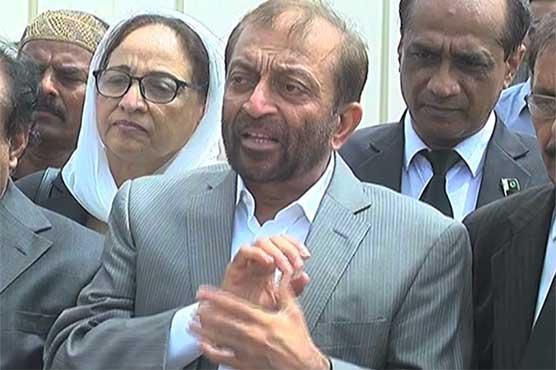 Whatever happened is result of PML-N's shortcomings, says Farooq Sattar