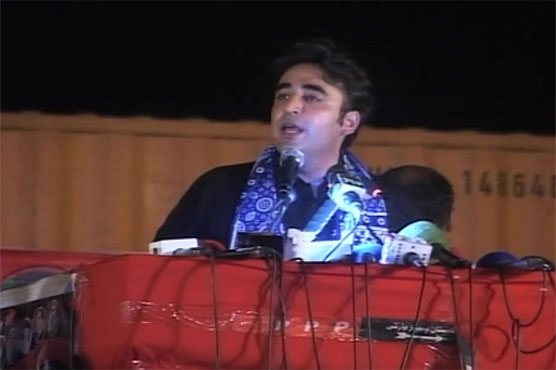 My contest is against poverty, unemployment, hunger: Bilawal