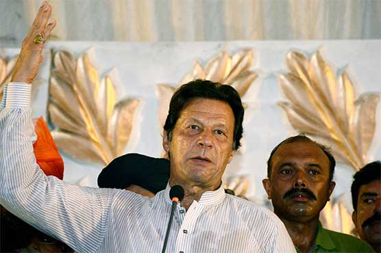 Pak's Imran Khan has illegitimate children in India