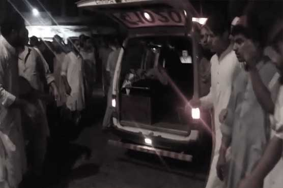 ANP leader among 12 martyred in Peshawar blast