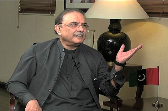 Money laundering case: Zardari decides to appear in SC today