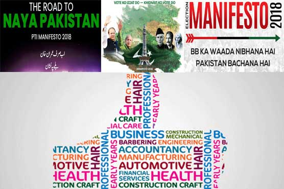 Elections 2018: Manifesto - A device to translate support into Vote