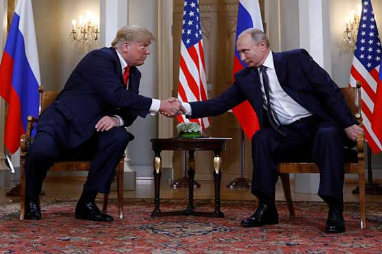 Trump accepts Putin's denials of election meddling, prompting outrage from Congress