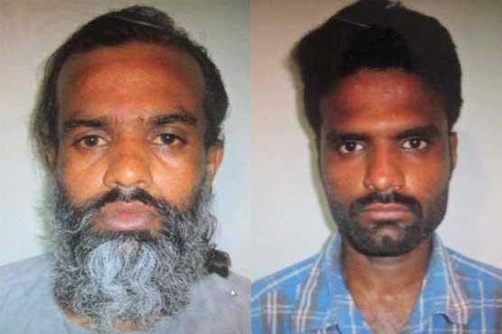 Rangers arrest two target killers of MQM-London in Karachi