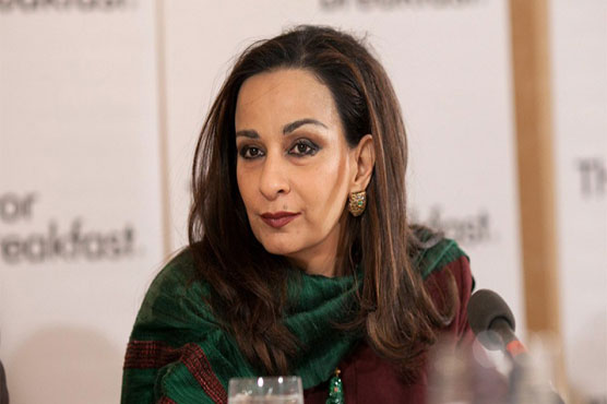 PPP to remove hunger, provide basic amenities to people: Sherry Rehman