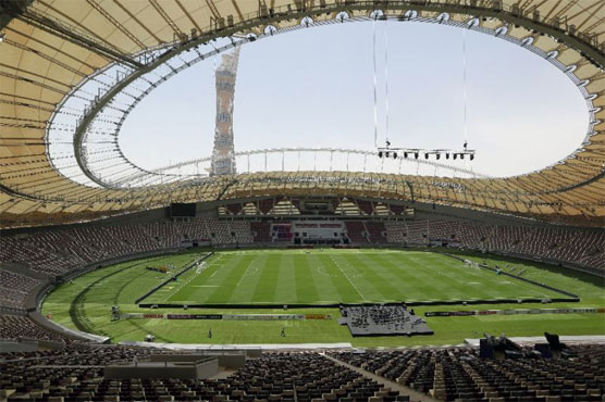 Qatar ploughs ahead with World Cup plans despite crises