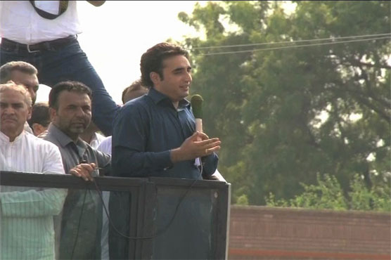Bilawal vows to continue mission of his mother