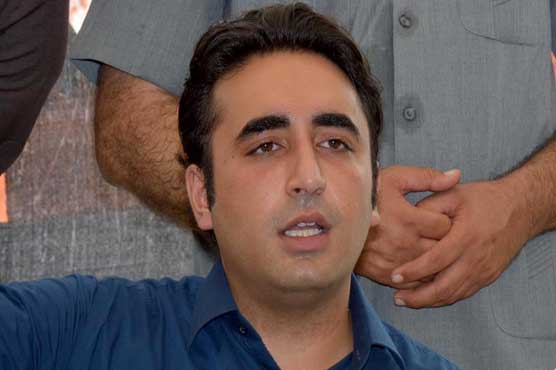 Bilawal accuses PTI, PML-N of having electoral alliance with terrorists