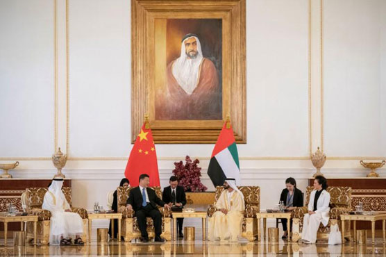 Xi's visit to UAE highlights China's rising interest in Middle East