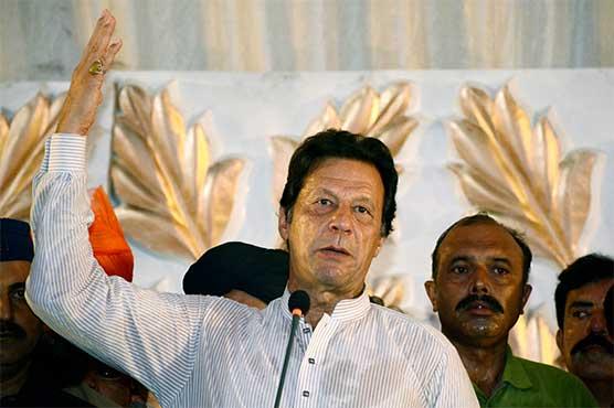 Struggled day and night to eliminate corruption: Imran