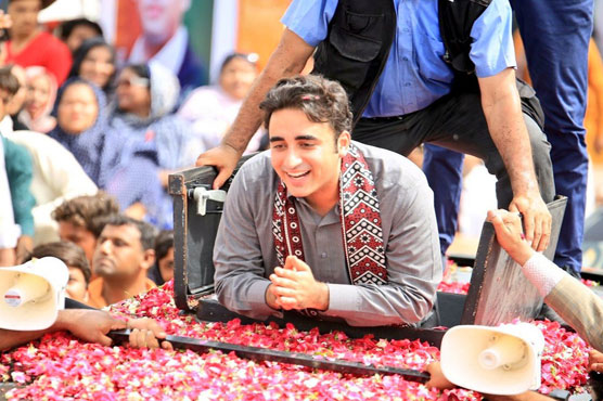 Our fight is against unemployment, poverty and cruelty: Bilawal