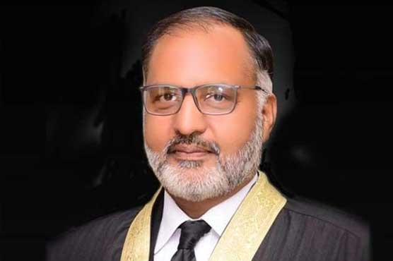 Will step down if corruption charges are proven: Justice Shaukat Aziz Siddiqui
