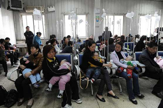 Censors jump into action as China's latest vaccine scandal ignites