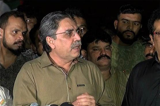 Future of Karachi belongs to MQM-P: Amir Khan