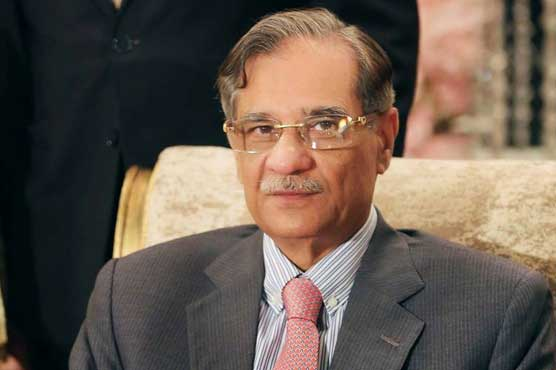 Justice will be delivered to Justice Shaukat Aziz Siddiqui: CJP