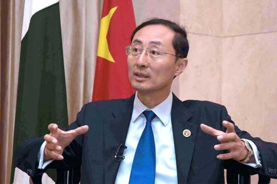 Weidong writes letter to Shehbaz, reiterates China's support for Pakistan