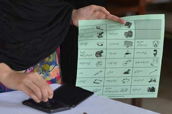 Police Recover Thousands Of Fake Ballot Papers In Omar Kot