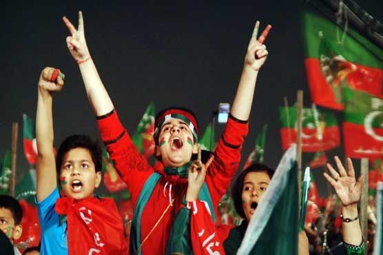 Imran Khan`s PTI yet to get numbers for government formation in Pakistan