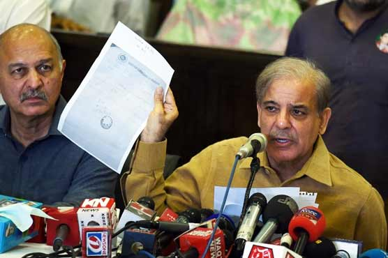 Shehbaz Sharif likely to be leader of opposition in National Assembly