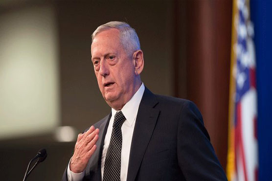 US Defense Chief Weighing Possible Talks With Russian Counterpart