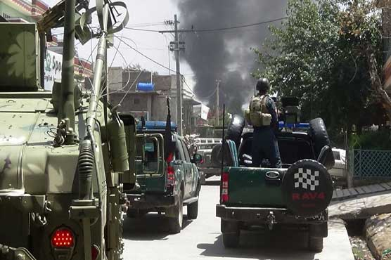 Two dead in attack on Afghan midwife training centre