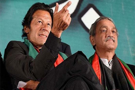 Imran directs Jahangir Tareen to meet MQM-P leadership in Karachi