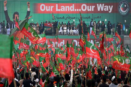 Peshawar proves base camp as PTI tops with 357010 votes on 5 NA seats
