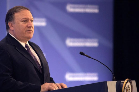 Pompeo warns against IMF bailout for Pakistan that aids China