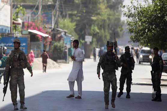 Gunmen storm Afghan govt building, 11 die in bus bombing