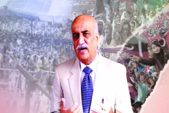 Parliament has authority to make amendments in nomination papers: Khursheed Shah