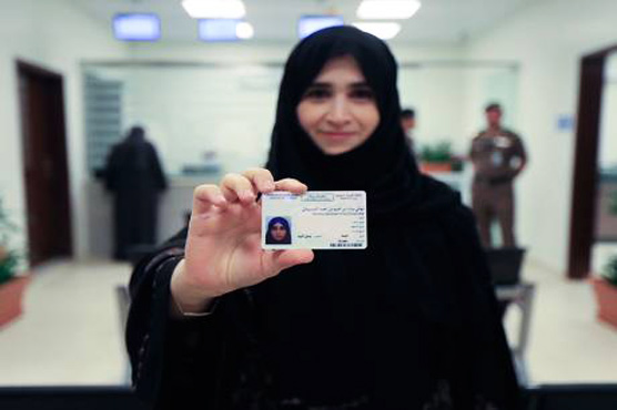 Making history: First Saudi women get driving licences