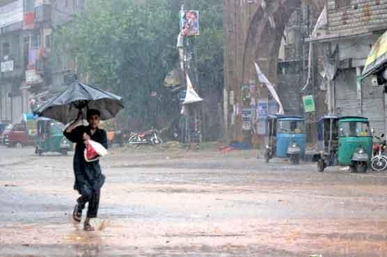 Image result for میر پور بارش