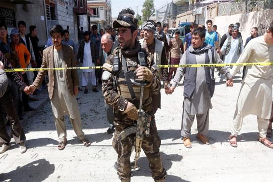 Blast kills two at Afghan voter registration centre