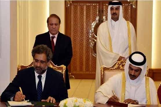 Sharif, Abbasi come under NAB radar in LNG terminal case