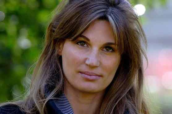 Reham Khan's book has 'moronic theories': Imran Khan's first wife Jemima Goldsmith